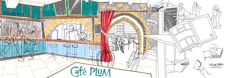 Le Café Plùm, une SCIC à Lautrec